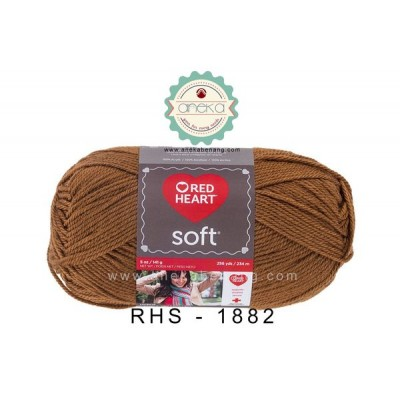Red Heart Soft #1882 (Toast)
